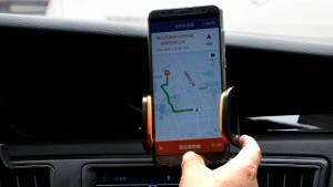 Chinesischer Fahrdienst-Vermittler Didi äußert sich zu Börsengang
