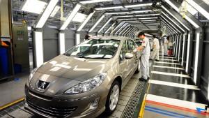 Frankreich bereitet angeblich Einstieg bei Peugeot vor