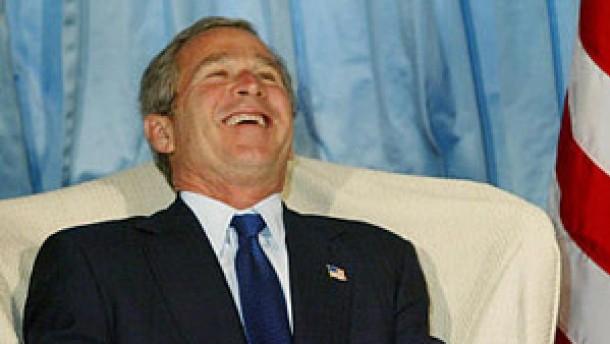 Halliburton treibt die Preise - Bush spottet