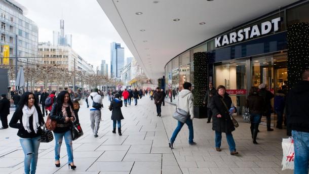 Karstadt streicht 2000 Stellen