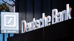 Deutsche Bank fährt bestes Zwischenergebnis seit 2015 ein