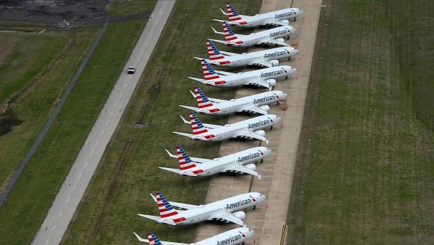 """Kongress wirft Boeing """"Kultur der Verschleierung"""" vor"""