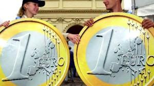 Euro-Höhenflug: Ein zweischneidiges Schwert