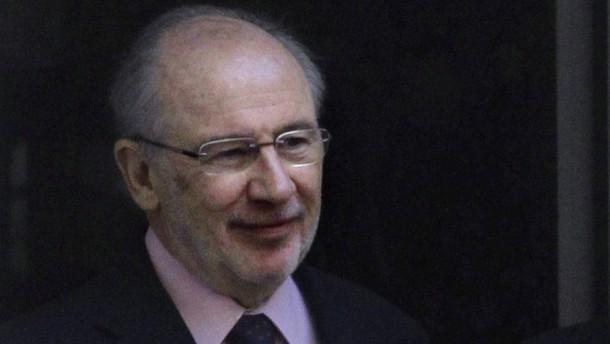 Ex-IWF-Chef Rato muss seinen Pass abgeben