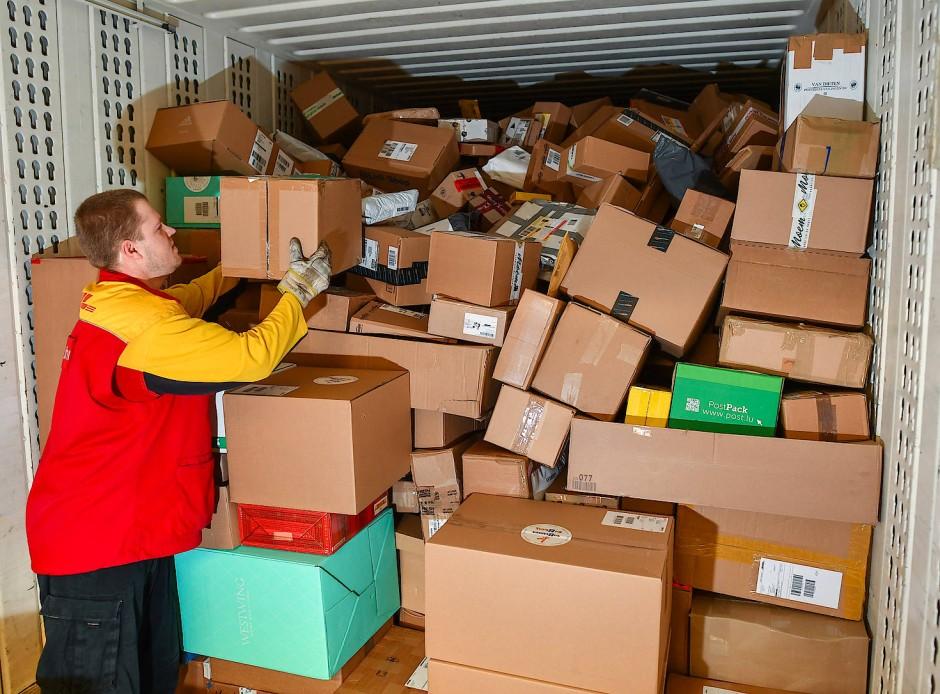 Bild zu: Paketshop statt Haustür: Kommen Pakete bald nicht mehr ...