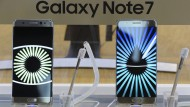 Samsung kämpft um Note-7-Kunden