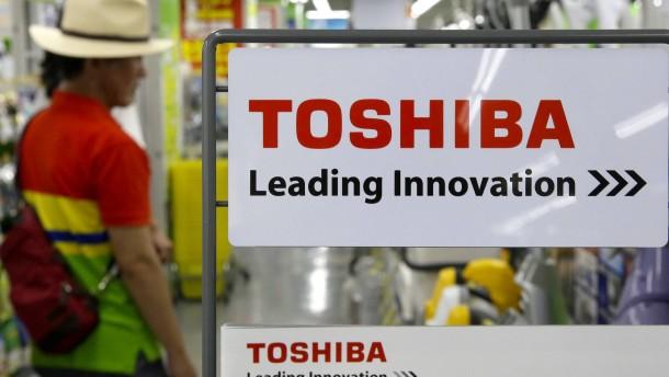 Toshiba will Probleme mit Milliarden-Kapitalerhöhung lindern