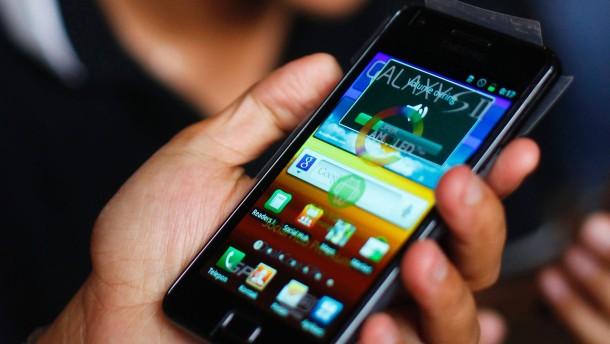 Apple beantragt Verkaufsverbot für acht Samsung-Smartphones