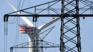 Strom aus Wind - in Deutschland blüht der Windanlagenbau.