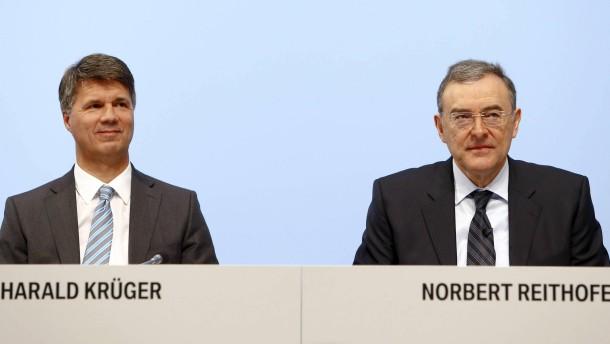 BMW-Aktionäre schimpfen