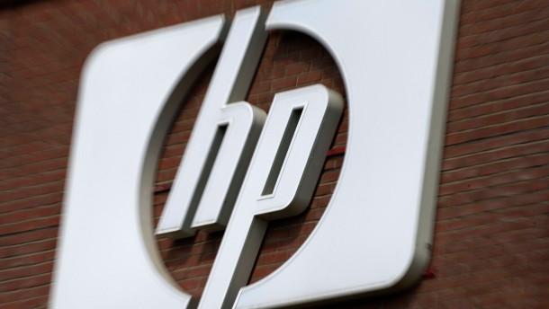 Hewlett-Packard verkauft immer weniger PCs