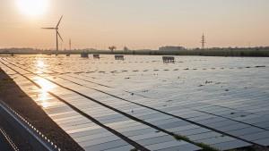 Solarstrom auf der Überholspur