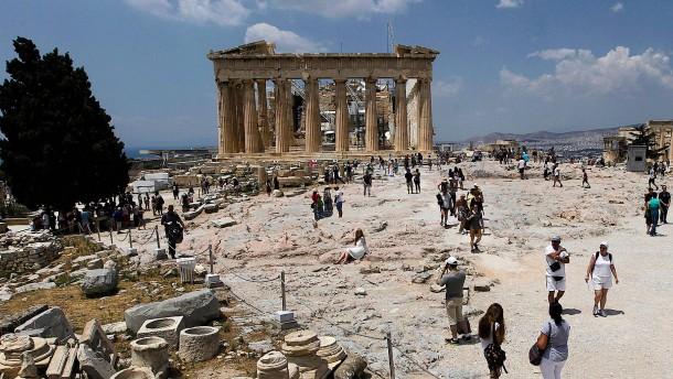 Haushaltsausschuss gibt Griechenland-Hilfen frei