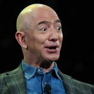 Ist durch Amazon zum reichsten Mann der Welt geworden: Gründer Jeff Bezos