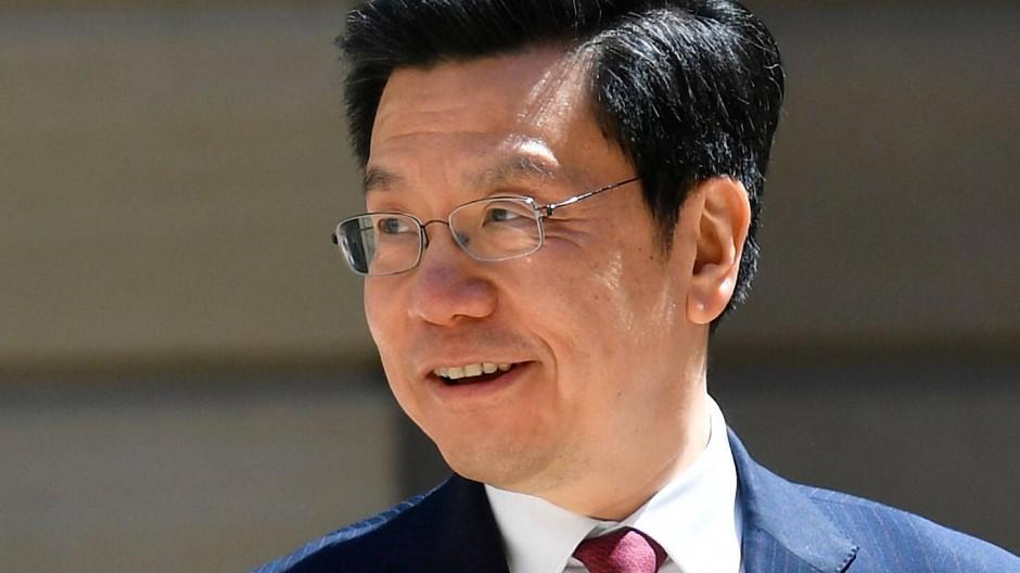 Baute Google in China auf und ist heute Wagniskaptial-Unternehmer in Peking: KI-Foscher Kai-Fu Lee