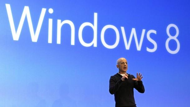 Zäher Start von Windows 8
