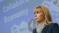 EU-Kommissarin Elzbieta Bienkowska