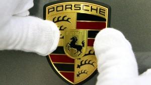 Drei Porsche-Manager unter Betrugsverdacht