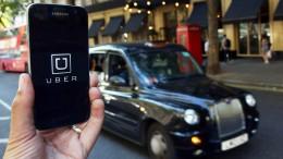 London wirft Uber raus