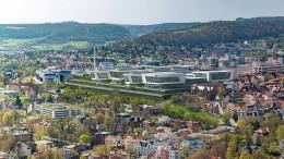 Hochtechnologie in Jena