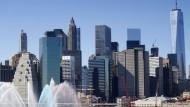 In Manhattan stehen die bedeutendsten Banken der Welt. Deswegen verwundert kaum, dass sie für das Finanzsystem besonders relevant sind.