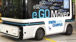 ZF bringt den Roboter-Mini-Bus heraus