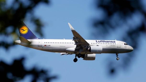 Die Haken der Lufthansa-Rettung