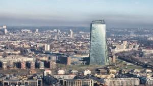 EZB setzt Anleihekäufe unverändert fort