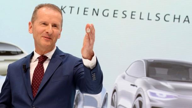 Langweilig wird es im Volkswagen-Reich nie