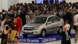 Renault greift nach der Macht beim Lada-Hersteller