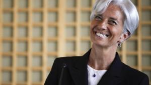 Die Neue im Währungsfonds