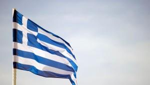 Griechen protestieren gegen Sparmaßnahmen