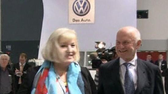 Ehepaar Piech hat Volkswagen im Griff