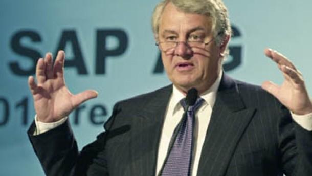 Plattner zieht sich in SAP-Aufsichtsrat zurück