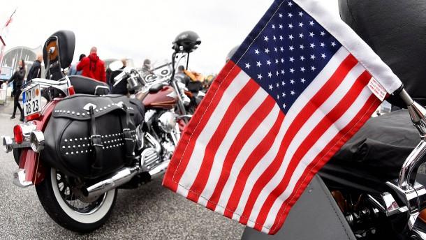 Harley verlagert amerikanische Produktion teilweise ins Ausland