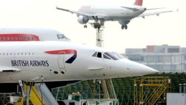 British Airways-Aktie fliegt weiter bodennah