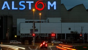 General Electric will angeblich Alstom kaufen