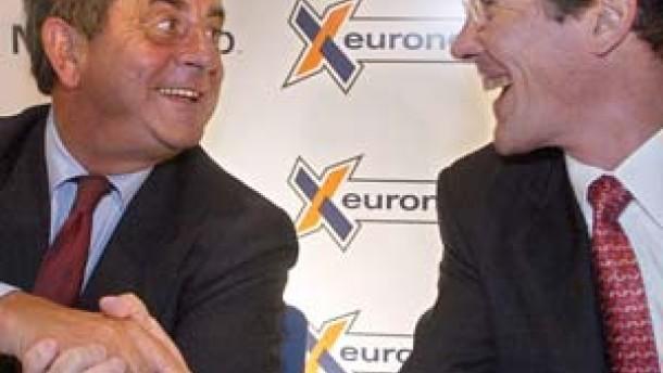 Euronext bleibt auf Amerika-Kurs