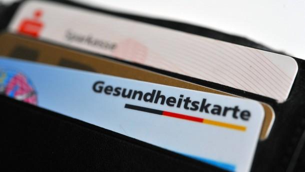 Beitragsschock für Kassenkunden
