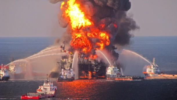 Halliburton hat Beweise vernichtet