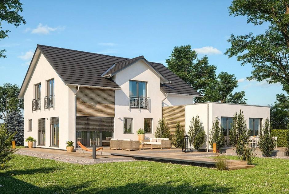 Immobilienmarkt diese drei risiken sehen forscher for Stadtvilla zweifamilienhaus