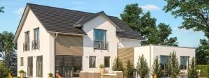Einfamilienhäuser werden derzeit viele gebaut. Zu viele, denkt das IW.