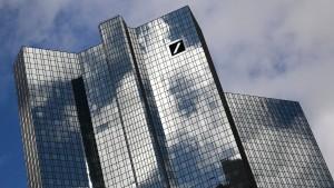 Deutscher Bank droht Ärger mit New Yorker Bankenaufsicht