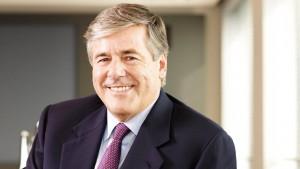 Josef Ackermann, damals Chef der Deutschen Bank