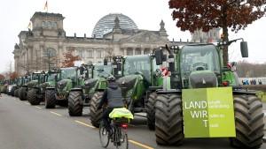 Die Macht der Bauern