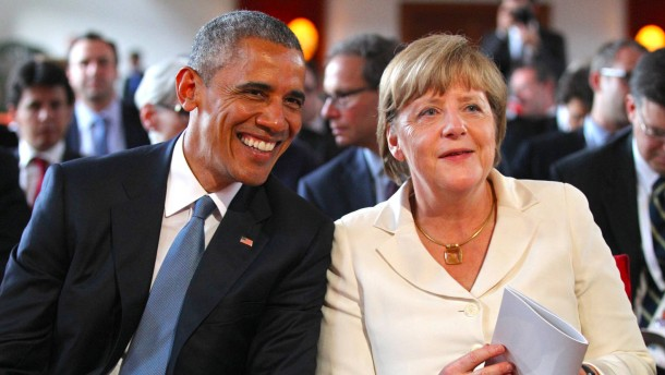 Maschinenbauer sehen in Besuch Obamas Chance für TTIP
