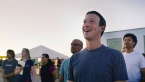 Mark Zuckerberg verkauft  Facebook-Aktien
