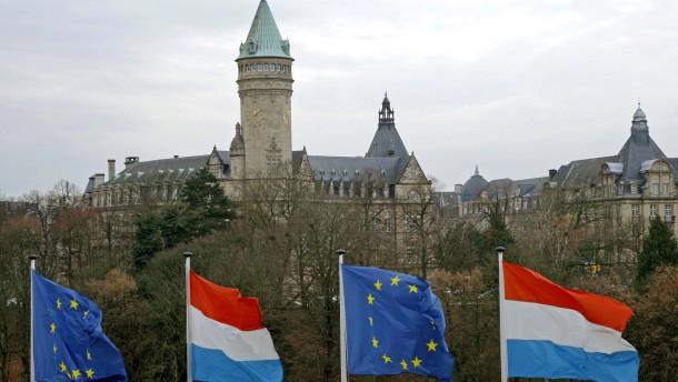 Luxemburg lockert Bankgeheimnis