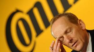 Streit zwischen Conti und Schaeffler eskaliert