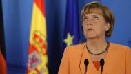 Hilfe von oben braucht Angela Merkel eher nicht. Sie sucht nach Psychologen, Anthropologen und Verhaltensökonomen.